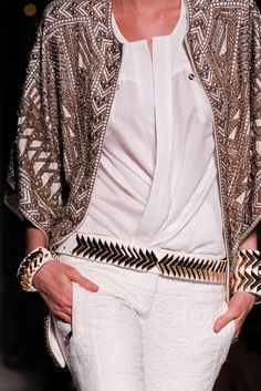 Balmain Spring 2012 Ready-to-Wear - Collection - Gallery - Style.com
