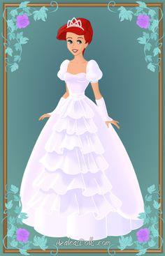 Azalea's Dolls ariel | Ariel as Giselle2 by ~ Javelaud