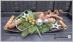 Kerststukjes door lezers van Tuinadvies
