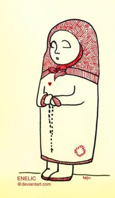Babushka by Enelic on @DeviantArt