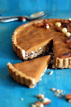 Tart Recipes, Sweets Recipes, Romanian Desserts, Mini Tart, Sweet Treats, Yummy Food, Cookies, Sweet Stuff, Ethnic Recipes