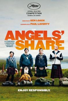 The Angels' Share, directed by Ken Loach