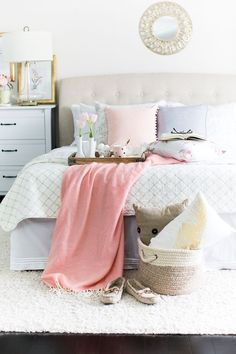 Tips on refreshing your space for spring