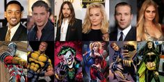 Poll: What's Your Favorite 'Suicide Squad' Casting?