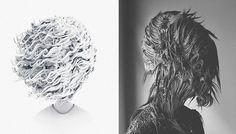 Pour ce projet, l'artiste turque Can Pekdemir semble réinterpréter l'image de l'épouvantail par une série de portraits entièrement recouverts de poils, de cheveux et de tentacules. Des sculptures digitales très réussies qui rendent compte de la technique de réalisation et du travail des détails. À découvrir dans la suite.