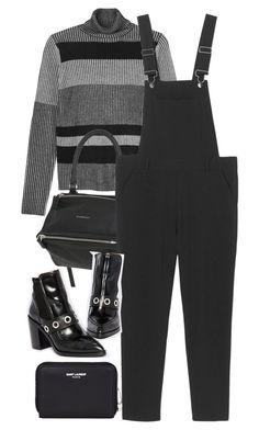 """""""Untitled #11136"""" by minimalmanhattan on Polyvore featuring Monki, Givenchy, ASOS and Yves Saint Laurent"""