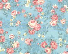 Japanese Import - Ruru Bouquet - Sweet Flowers - Lt Blue
