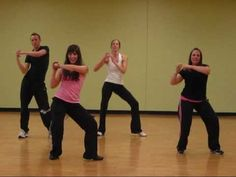 Right Round - Flo Rida (warm up) - GRDanceFitness  - Grand Rapids, Mi. (...