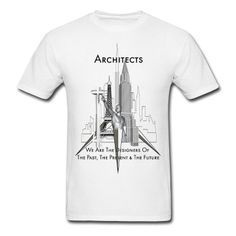 Architects - We Are The Designers Of The Past, The Present