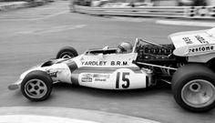 1971 Pedro Rodriguez, Yardley Team BRM, BRM P160 BRM