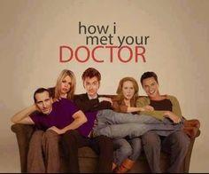 ah, doctor who humor...