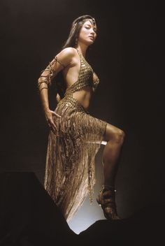 Kelly Hu... Cassandra the Sorceress - The Scorpion King
