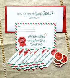 Santa's Helper Kit | Collections Happy Holidays | Concrete Lace | Scoutmob Shoppe | Product Detail