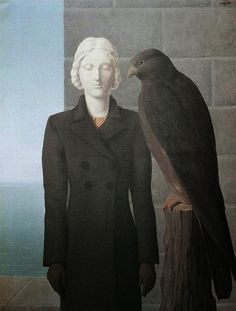 Deep Waters, 1941 by René Magritte,