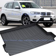 for BMW X3 F25 2011-2017 Waterproof Rubber Trunk Cargo Cover Floor Mat | eBay