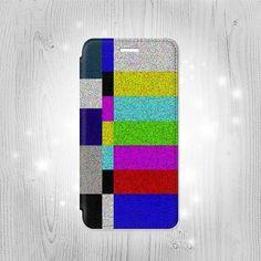 Noise Signal TV iPhone 6S 6 Plus 6 SE 5 5S 5C 4 by Lantadesign