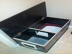 Cat Litter Box Furniture IKEA With Magnetic Cat Door ~ http://lanewstalk.com/the-stylish-cat-litter-box-furniture-ikea/