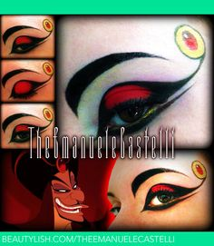 Disneys Villain - Jafar | Emanuele C.s (TheEmanueleCastelli) Photo | Beautylish