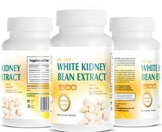 White Kidney Bean Extract -1500 Extreme Natural and Pure Carb Blocker - Appetite Suppressant - Starch Blocker - Advance formula Garcina Cambogia Apple Cider Vingar Chitosan and more * See this great image  : Weight loss Supplements