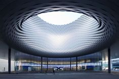 Convention Center Messe Basel
