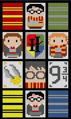 Newest Absolutely Free knitting charts harry potter Thoughts nice Harry Potter graph, credit: Michelle Smith Gonzalez – Jessica Caplinger , Colchas Harry Potter, Tricot Harry Potter, Cross Stitch Harry Potter, Harry Potter Quilt, Harry Potter Crochet, Harry Harry, Crochet Pixel, Crochet Chart, Crochet Patterns