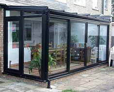 Black Conservatory Atherstone, Warwickshire