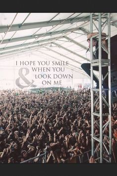 Of Mice and Men lyric quotes // Austin Carlile // Second & Sebring