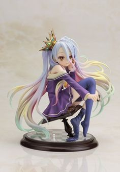 No Game No Life Shiro figure Feb 2016 release. Preorder now to get 15% off! #ngnl