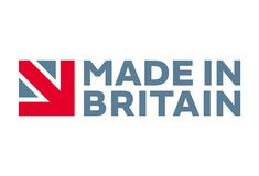 The Partners' new logo for Made in Britain, a national campaign promoting products manufactured in the UK.