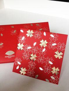 Mandarin Oriental Macau_ Red Pocket Design 2015 on Behance