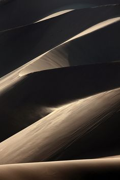 Huacachina sand dunes surrounding Huacachina, Peru; photo by .Rob Kroenert