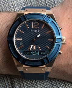 The Guess Smartwatch