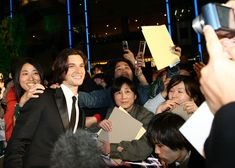 Ben Barnes attend The Chronicles of Narnia Prince Caspian Japan Premiere at Roppongi Hills Arena in Tokyo, Japan (20-5-2008)