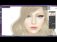 "Taking high resolution ""up close"" portraits for Second Life - YouTube"