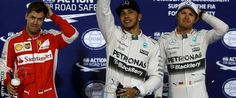 R4Q: Lewis Hamilton made it four pole positions out of four and rubbed his Mercedes team-mate's nose in his utter domination of this season. Nico Rosberg – fractious, peeved and under pressure to stop the Hamilton bandwagon – simply could not respond.