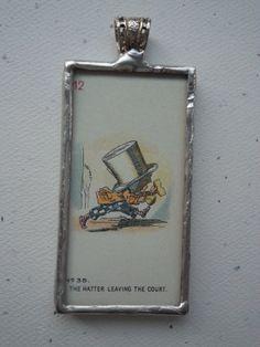Vintage 1930 Alice in Wonderland Mad Hatter by OldeTowneJewelry, $60.00