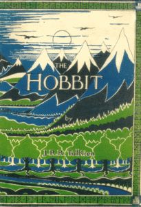 Exploring the First Cover of THE HOBBIT