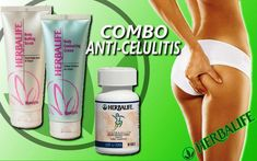 Cellulite treament, easy and effective  www.goherbalife.com/fit