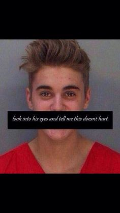 It does. It hurts. All of us Beliebers out there it hurts us. We love him so much and to let him get this broken, it doesnt feel good. We love him so much and he inspires us every day. Now it's our turn to inspire him. #BeliebersAreAlwaysHereForJustin