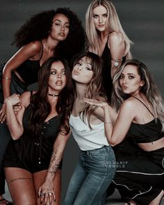 Little Mix & Selena Gomez! Selena Gomez Outfits, Selena Gomez Pictures, Perrie Edwards, Divas, Little Mix Girls, Bff, Litte Mix, Justin Bieber And Selena, Mixed Girls