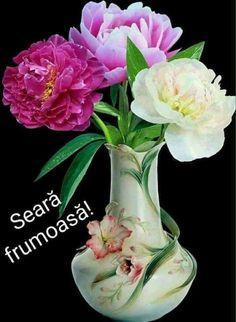 Good Morning Flowers, Good Morning Greetings, Glass Vase, Plants, Night, Decor, Decoration, Dekoration, Plant