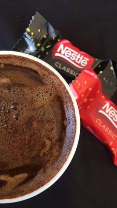 Coffee Jokes, Coffee Facts, Sweet Crepes Recipe, Turkish Tea, Food Snapchat, Snapchat Images, Snap Food, Coffee Instagram, Pub Food
