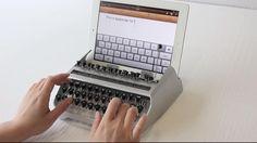 Typewriter Keyboard for iPad