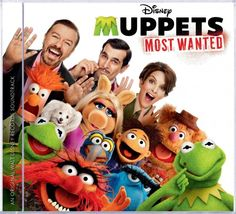 """The """"Muppets Most Wanted"""" Soundtrack Released on March 18th"""
