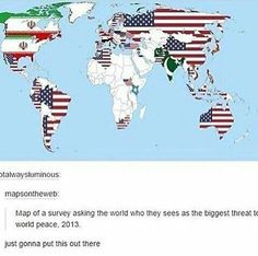 http://weheartit.com/entry/257265541>>>> this would be a lot more helpful if i paid attention in world history class and actually knew which countries were which other than canada and the US >>> dafuq