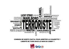 La cigarette tue tous les jours> Dangers du tabac