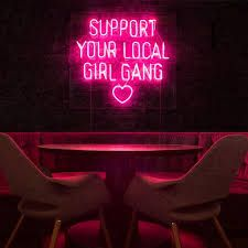 Image result for neon bedroom signs