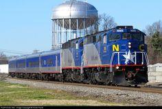 RailPictures.Net Photo: NCDOT 1893 Amtrak EMD F59PH at Burlington, North Carolina by Khalil Poole