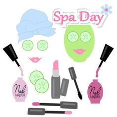 Have a Spa Themed party with your closest gal pals with these printable Spa Day PhotoBooth Props! Download it now for free!