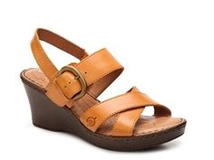 Born Mirabella Wedge Sandal